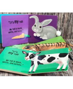 Whose tail boardbooks Set of 3 inside
