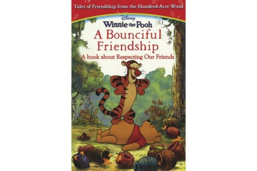 9788128636202 - Winnie the pooh A Bounciful Friendship