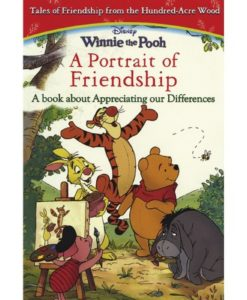 9788128636219-Winnie the Pooh A Portrait of Friendship