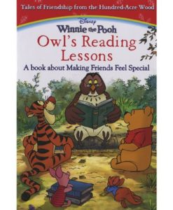 9788128636301-Winnie The Pooh Owl's Reading Lessons