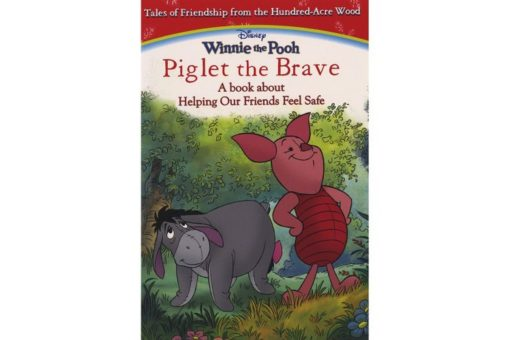 9788128636318-Winnie The Pooh Piglet The Brave