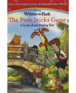 9788128636363-Winnie The Pooh The Pooh Sticks Game