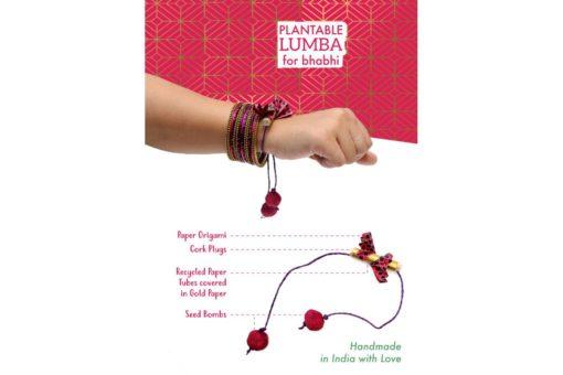 Lumba for Bhabhi Solo Kit Eco-friendly and Plantable