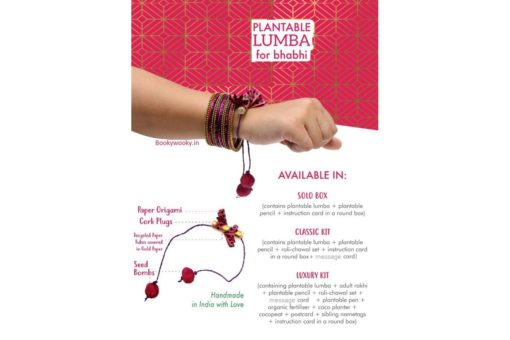 Lumba for Bhabhi Solo Kit options and details