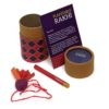 Eco-friendly Plantable Seed Rakhi Solo Kit for Adults newEco-friendly Plantable Seed Rakhi Solo Kit for Adults new