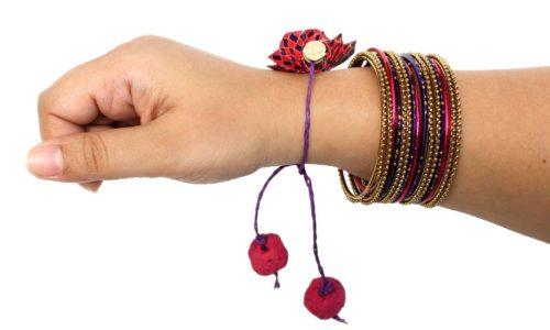 Lumba on Bhabhi Hand