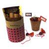 Luxury Rakhi Kit for Adults with 2 Rakhis
