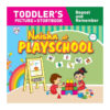Naisha at Playschool 9789387340077