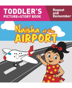 Naisha at the Airport 9788184995442
