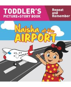 Naisha at the Airport 9788184995442