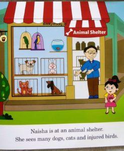 Naisha at the Animal Shelter 9789387340114 inside (1)