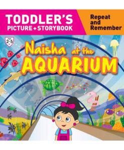 Naisha at the Aquarium 9789387340084