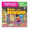 Naisha at the Bookshop 9789387340039