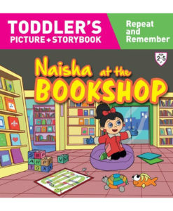 Naisha at the Bookshop 9789387340039