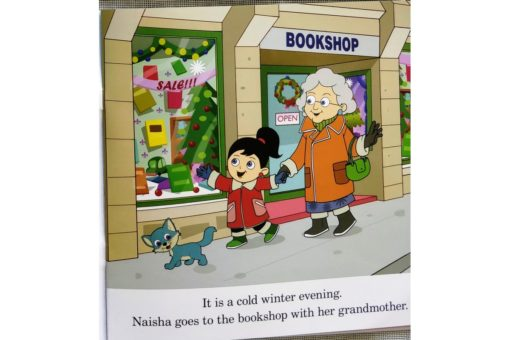 Naisha at the Bookshop 9789387340039 - inside1