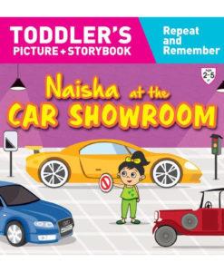 Naisha at the Car Showroom 9789387340107