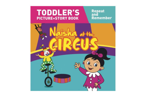 Naisha at the Circus 9788184995411