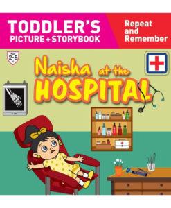 Naisha at the Hospital 9789387340060