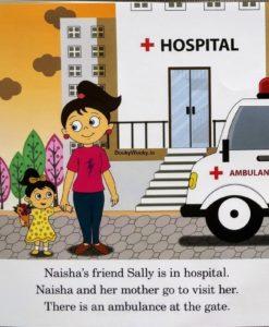 Naisha at the Hospital 9789387340060 - inside (1)
