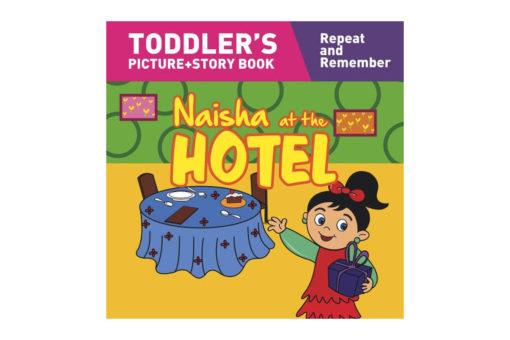 Naisha at the Hotel 9788184995480