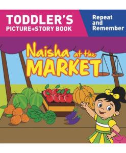 Naisha at the Market 9788184995466