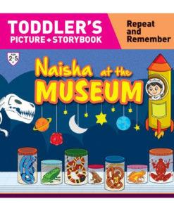 Naisha at the Museum 9789387340091