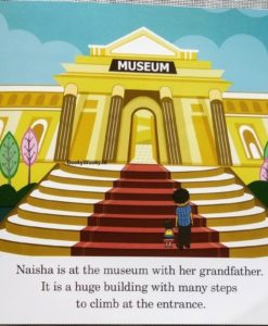 Naisha at the Museum 9789387340091 inside (1)