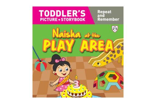 Naisha at the Play Area 9789387340015