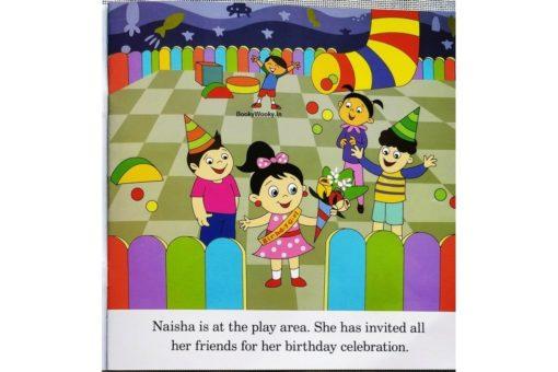 Naisha at the Play Area 9789387340015 - inside 1