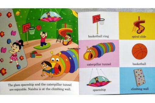 Naisha at the Play Area 9789387340015 - inside 2
