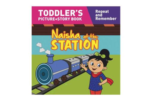 Naisha at the Station 9788184995459