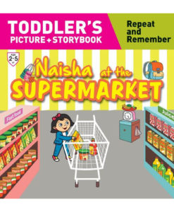Naisha at the Supermarket 9789387340046