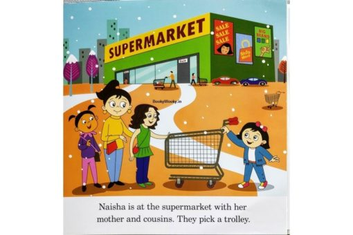 Naisha at the Supermarket 9789387340046 - inside (1)