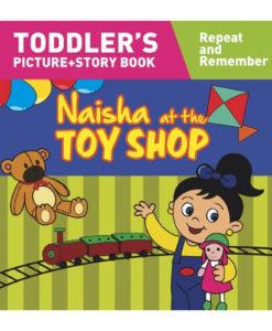 Naisha at the ToyShop 9788184995404