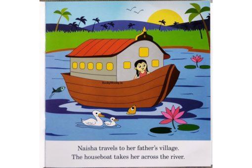 Naisha at the Village 9789387340022 - inside1