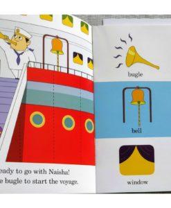 Naisha on a Cruise 9789387340008 - inside 2