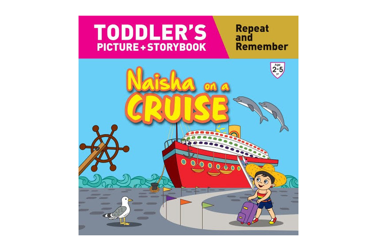 Naisha on a Cruise 9789387340008