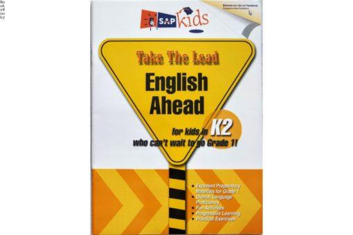 English Ahead K2 Sap Kids Take the Lead