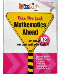 Take the Lead Mathematics Ahead K2 cover