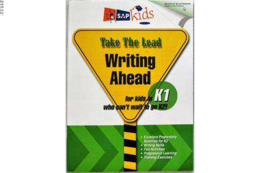 Writing Ahead K1 Sap Kids Take the Lead