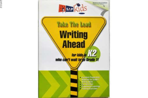 Writing Ahead K2 Sap Kids Take the Lead
