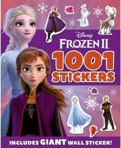 Disney Frozen 2 1001 Stickers 9781789055498
