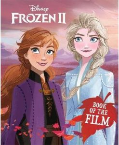 Disney Frozen 2 Book of the Film 9781789055542