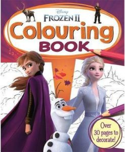 Disney Frozen 2 Colouring Book 9781789055528