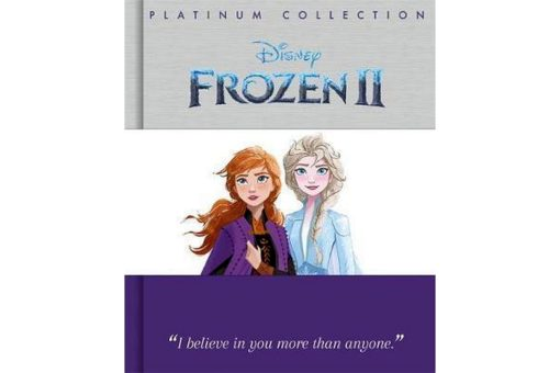 Disney Frozen 2 Platinum Collection 9781789051636