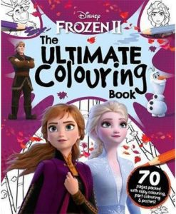 Disney Frozen 2 The Ultimate Colouring Book 9781789055511