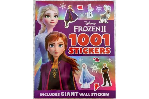 Frozen 2 1001 Stickers 9781789055498 Inside photos (1)