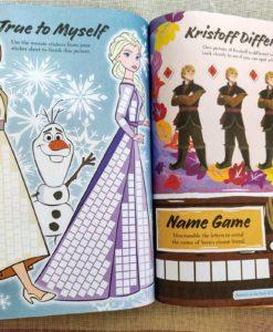 Frozen 2 1001 Stickers 9781789055498 Inside photos (11)