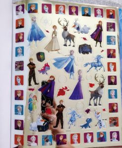 Frozen 2 1001 Stickers 9781789055498 Inside photos (2)