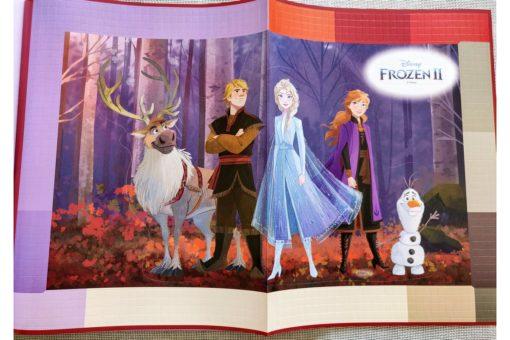 Frozen 2 1001 Stickers 9781789055498 Inside photos (3)